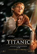 Pôster do filme Titanic 3D