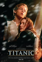 Poster do filme Titanic