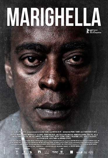 Poster do filme Marighella
