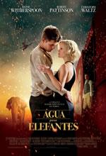 Poster do filme Água Para Elefantes