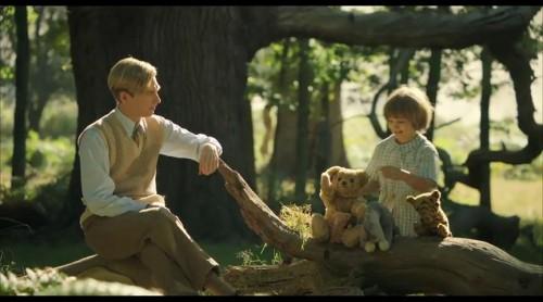 Imagem 2 do filme Adeus Christopher Robin