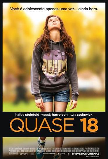 Poster do filme Quase 18