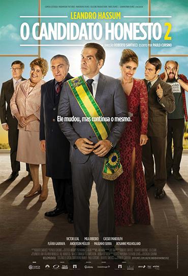 Poster do filme O Candidato Honesto 2: O Impitchiment
