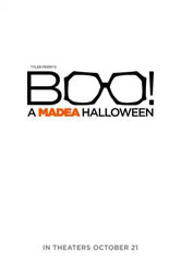 Poster do filme Boo! A Madea Halloween