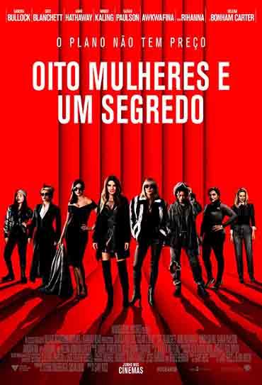 Poster do filme Oito Mulheres e um Segredo