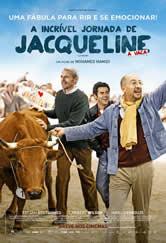 Poster do filme A Incrível Jornada de Jacqueline