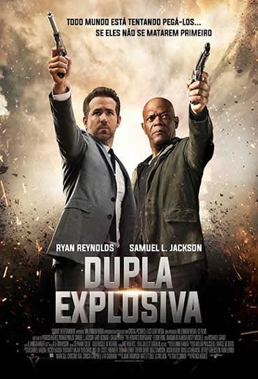 Poster do filme Dupla Explosiva
