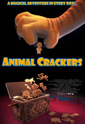Capa Animal Crackers Torrent Dublado 720p 1080p 5.1 Baixar