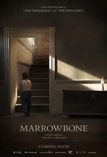 Poster do filme Marrowbone