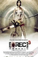 Poster do filme [REC] 3 - Gênesis