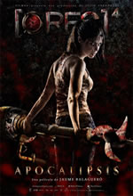 Poster do filme [REC] 4 - Apocalipse