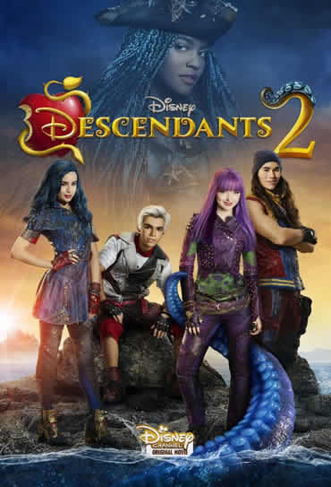 Poster do filme Descendentes 2