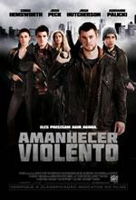 Poster do filme Amanhecer Violento
