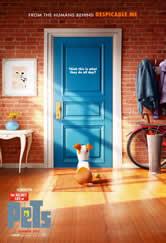 Capa Pets A Vida Secreta dos Bichos 2 Torrent 720p 1080p 4k Dublado Baixar