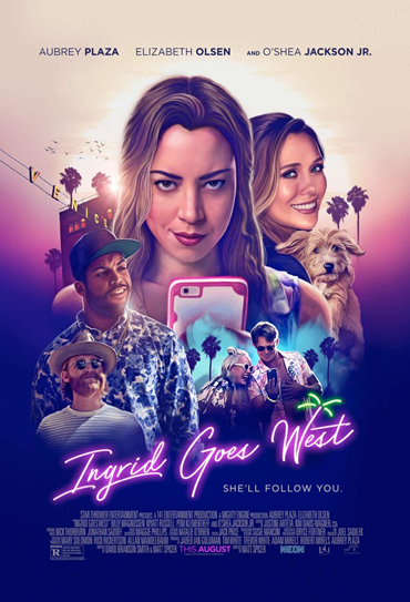 Poster do filme Ingrid Goes West