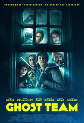 Capa Ghost Team Torrent Dublado 720p 1080p 5.1 Baixar