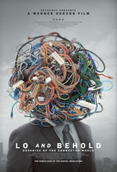 Poster do filme Lo and Behold, Reveries of the Connected World