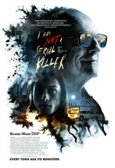 Capa I Am Not a Serial Killer Torrent Dublado 720p 1080p 5.1 Baixar