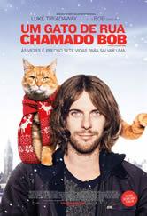 Poster do filme Um Gato de Rua Chamado Bob