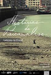 Poster do filme Hestórias da Psicanálise - Leitores de Freud