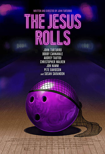 Poster do filme The Jesus Rolls