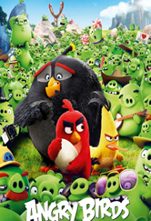 Poster do filme Angry Birds 2