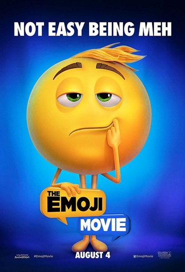 Capa The Emoji Movie Torrent 720p 1080p Dublado Baixar
