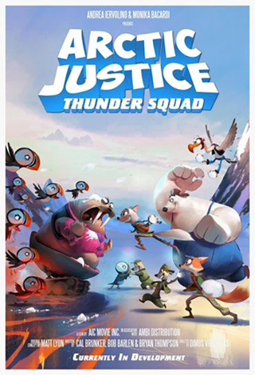 Download Filme Arctic Justice: Thunder Squad Baixar Torrent BluRay 1080p 720p MP4