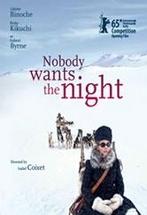 Assistir Online Ninguém Deseja a Noite Dublado Filme (2016 Nadie Quiere la Noche) Celular
