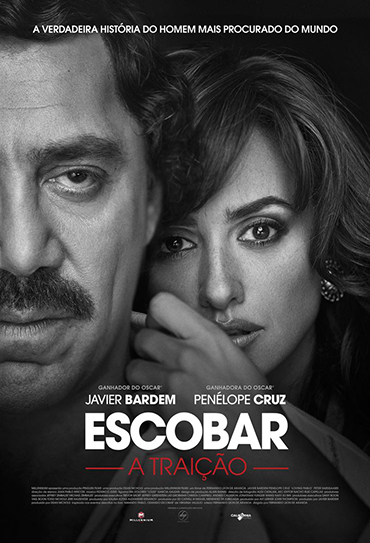 Poster do filme Escobar - A Traição
