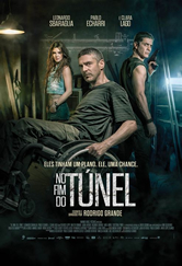 Poster do filme No Fim do Túnel