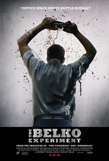 Capa The Belko Experiment Torrent Dublado 720p 1080p Baixar