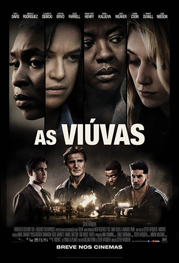 Poster do filme As Viúvas