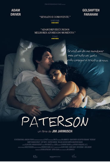 Poster do filme Paterson