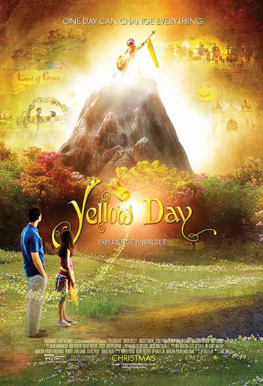 Capa Yellow Day Torrent Dublado 720p 1080p 5.1 Baixar