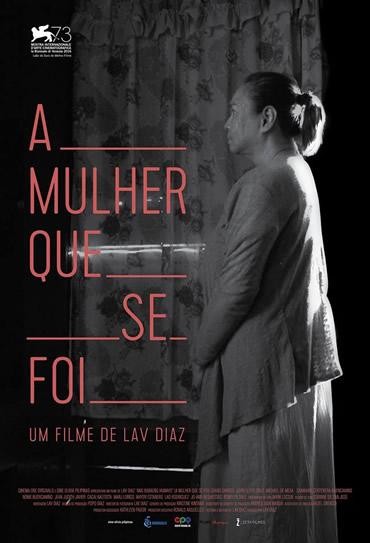 Poster do filme A Mulher que se Foi