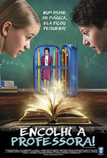 Poster do filme Encolhi a Professora