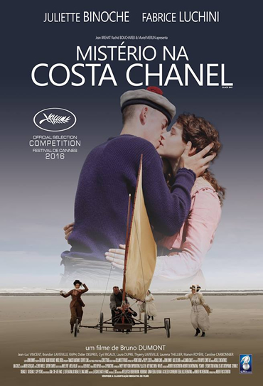 Poster do filme Mistério na Costa Chanel