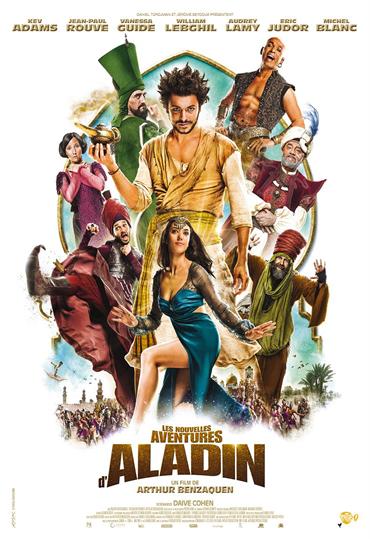 Poster do filme Deu a Louca no Aladin