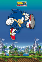 Capa Sonic the Hedgehog Torrent 720p 1080p 4k Dublado Baixar