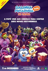 Poster do filme Galinha Pintadinha Mini na Telona