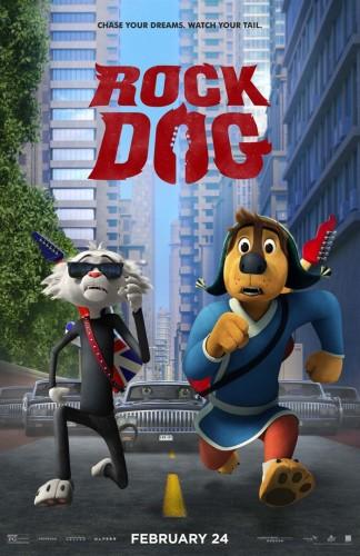 Imagem 2 do filme Rock Dog - No Faro do Sucesso