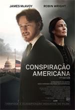 Poster do filme Conspiração Americana