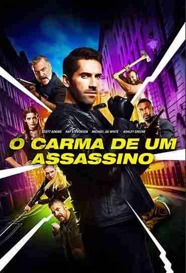 Poster do filme O Carma de um Assassino