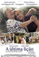 Poster do filme A Última Lição