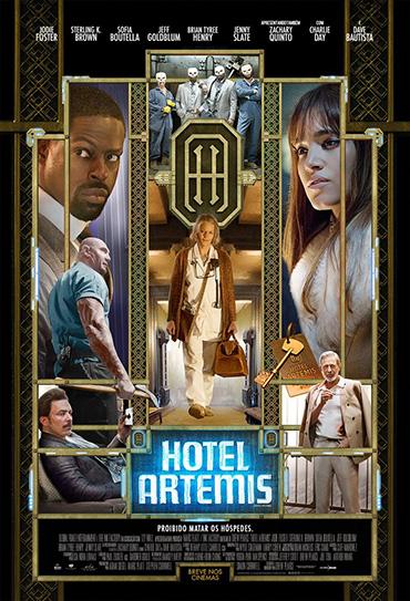 Poster do filme Hotel Artemis