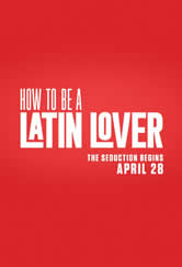 Capa How to Be a Latin Lover Torrent Dublado 720p 1080p 5.1 Baixar