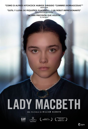 Capa Lady Macbeth Torrent 720p 1080p Dublado Baixar