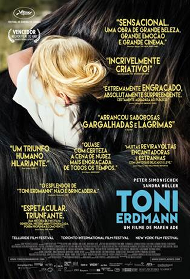 Poster do filme As Faces de Toni Erdmann