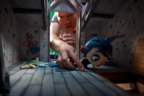 Imagem 3 do filme Minha Vida de Abobrinha